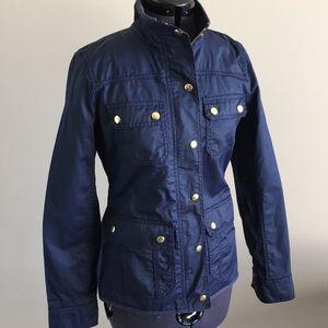 J Crew weatherproof jacket